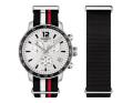 TISSOT ティソ クイックスター NATOストラップモデル T095.417.17.037.01 正規品 腕時計