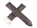 ハミルトン純正ベルト22mm/ジャズマスターオートクロノ用ブラウンカーフベルトH600325117