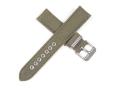 ハミルトン純正ベルト18mm/カーキフィールド33mm用モスグリーンキャンバスベルトH600733101