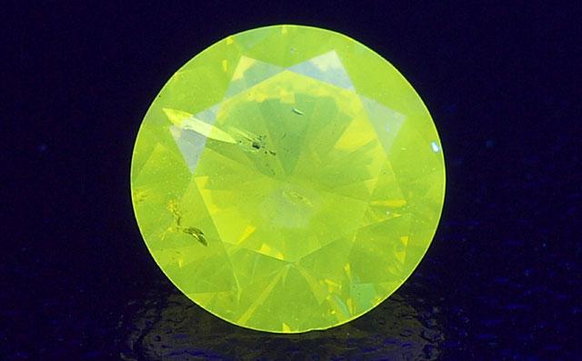 イエローダイヤモンド画像