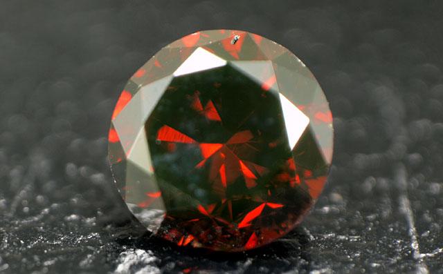 ブラウンダイヤモンド(トリート)ルース