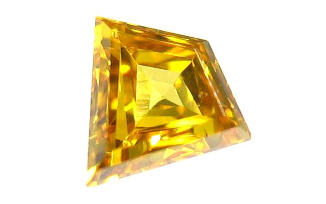 オレンジダイヤモンド画像
