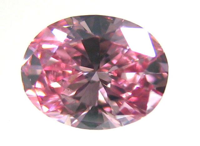 天然ピンクダイヤモンドルース裸石
