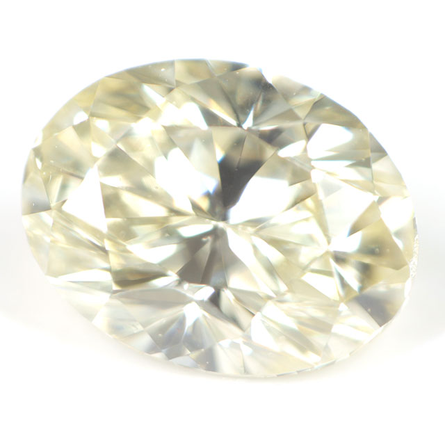 【Q-Rカラー】 イエローダイヤモンド ルース 0.333ct VS-1 【D~Zカラーまで集めてみませんか!】