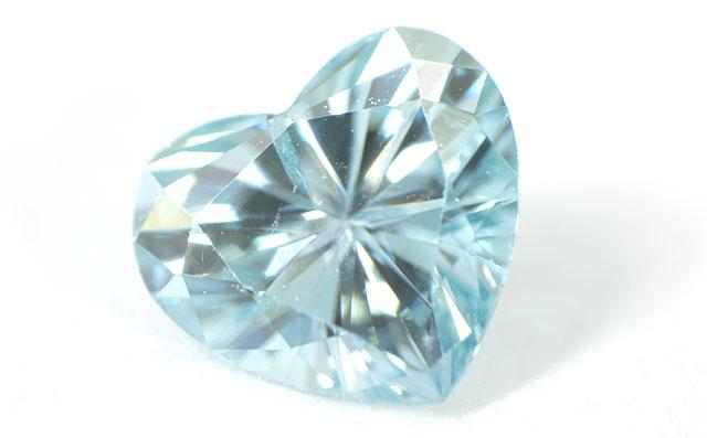 ブルーダイヤモンド(トリートメント)ルース画像