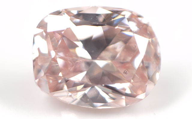 タイプ1-aB型ピンクダイヤモンド