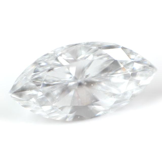 天然ダイヤモンド ルース 0.238ct 【タイプ2-a型メインのレア・Dカラー・ダイヤモンド SI-1 】 【 中央宝石研究所 】 【 送料無料 】