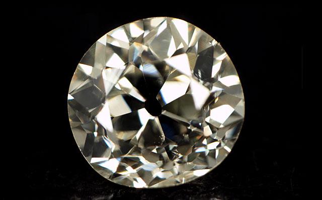 オールドカット ダイヤモンドルース