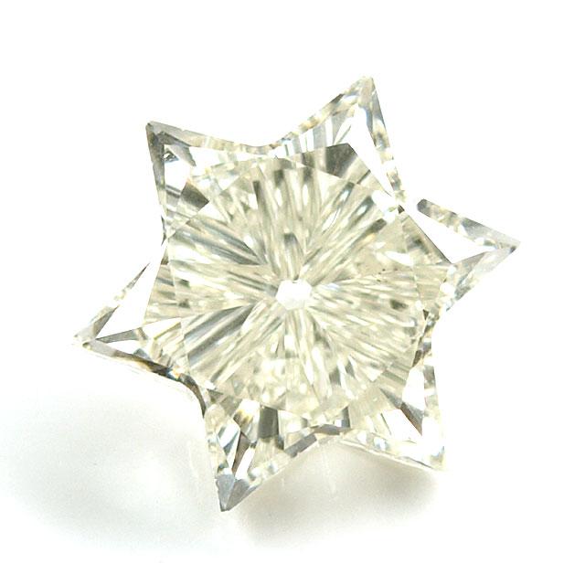 六芒星ダイヤモンド