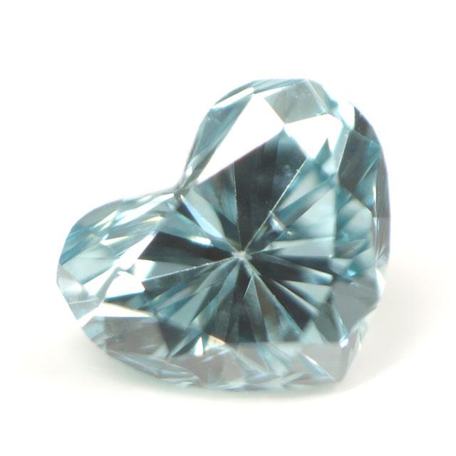 ブルーダイヤモンド(トリートメント)ルース