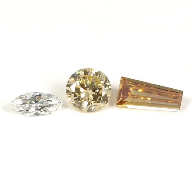 ダイヤモンド(3ピース)ルースセット