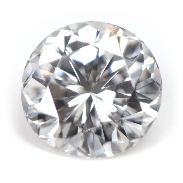 天然ダイヤモンド ルース(裸石) 0.208ct, Hカラー, VS-1, 106面体 中央宝石研究所ソーティング 【 送料無料 】