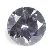 天然バイオレットダイヤモンド ルース(裸石) 0.109ct ファンシー・ディープ・(グレー)・バイオレット 【 送料無料 】