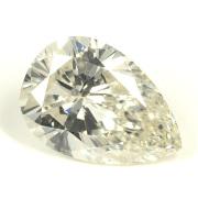 ペアシェイプ(Kカラー)ダイヤモンドルース