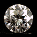天然ピンクダイヤモンド ルース(裸石) 0.660ct, SI-2,フェイントピンク 【 中央宝石研究所ソーティング袋付 】 【 送料無料 】