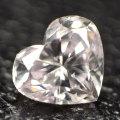 ハートシェイプピンクダイヤモンド