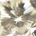 【 10角形 】 天然ダイヤモンド ルース(裸石) 0.543ct, Mカラー, VVS-1 【 桜の花びら/さくら/サクラ 】 【 中央宝石研究所ソーティング袋付 】 【 送料無料 】