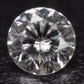天然ダイヤモンド ルース(裸石) 0.364ct, Fカラー, VS-1, 【 100面体 】 中央宝石研究所ソーティング 【 送料無料 】