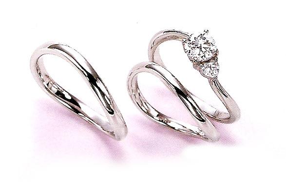 セットリング 婚約指輪・結婚指輪