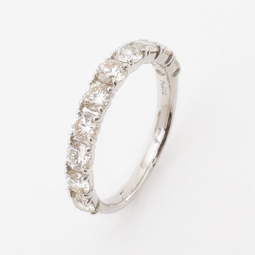 受注生産 プラチナ スイートテン 指輪/リング ダイヤモンド/1カラット  0018-RG06