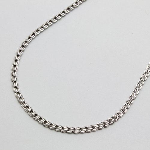 純プラチナ ネックレス Pt999 エレガンティーナ 42cm 0457-NP13
