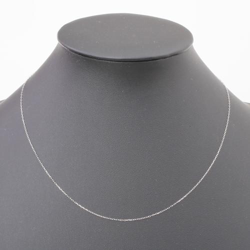 日本製 10金 ネックレス アズキチェーン 42cm 0881-NG09