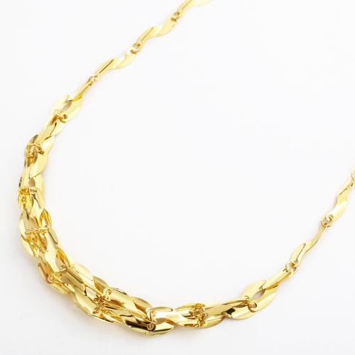 純金 24金 純金 ネックレス (ノーブル・クイーン) 1071-NP09