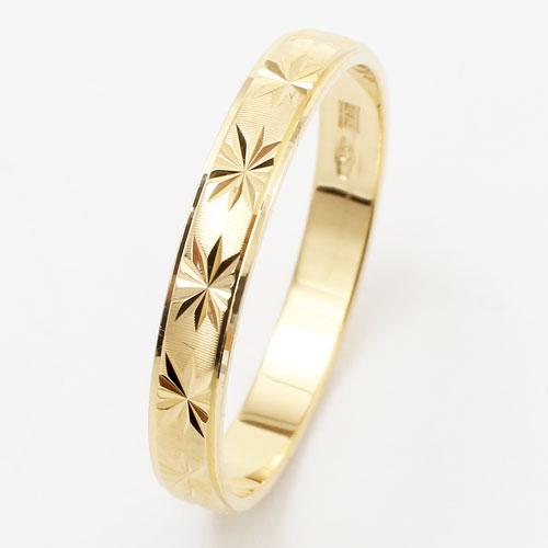 ダイアナ(DIANA)18金 ホワイトゴールド 美しいカットリング(雪の華) 1177-RG15
