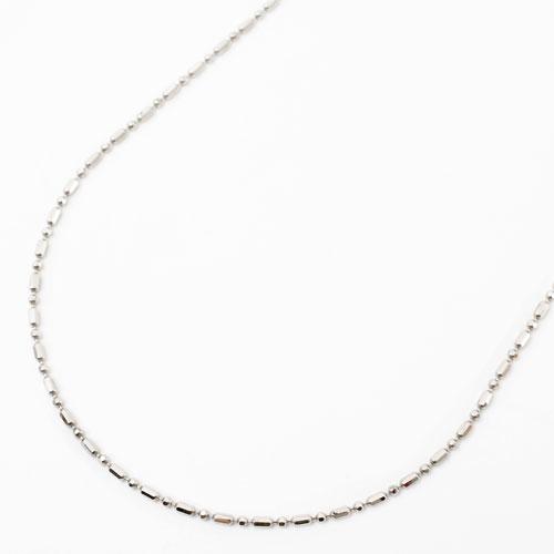 プラチナ850 フリーサイズチェーン 50cm4.2g(8面カットS&L) 1508-NP13