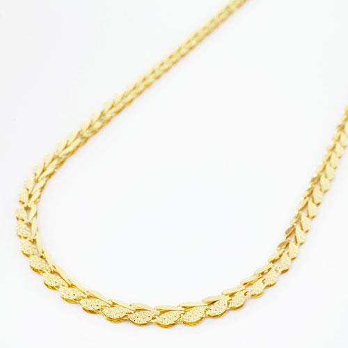 純金 ネックレス グラデーション 43cm 10g 1577-NP11