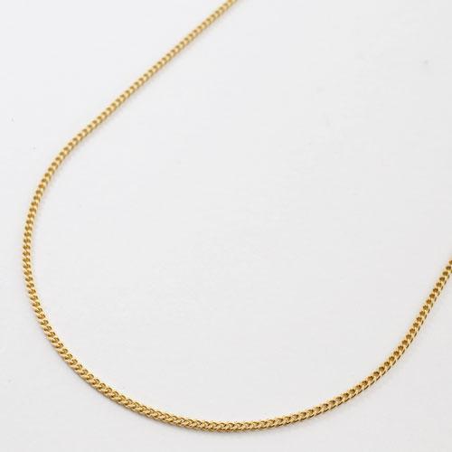 18金 ネックレス フリーサイズ キヘイ チェーン 50cm 4.1g K18 刻印 2028-NG13