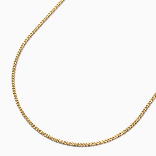 【送料無料】【日本製】純金/K24 ネックレス 2面カット キヘイ/喜平 45cm チェーン 3g 2170-NG14