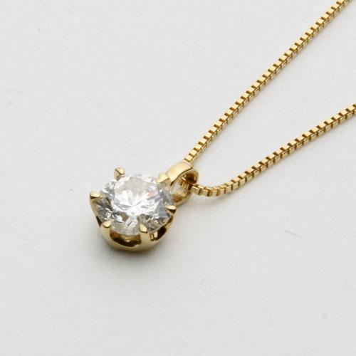 18金 ダイヤモンド 0.3ct ペンダント(SIクラスHカラーGOOD CUT 以上) 2182-PG14