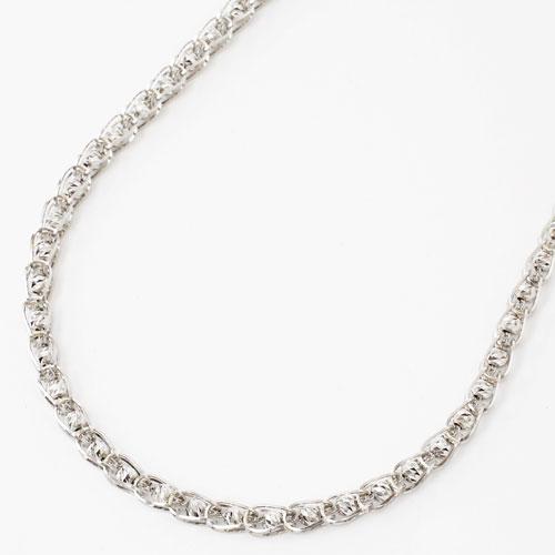 プラチナ850 ネックレス ゆったり42cm ゴージャス 2240-NP15