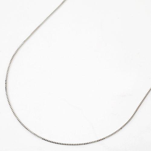 pt850 ベネチアン チェーン ネックレス 42cm VENECHIAN 2430-NP15