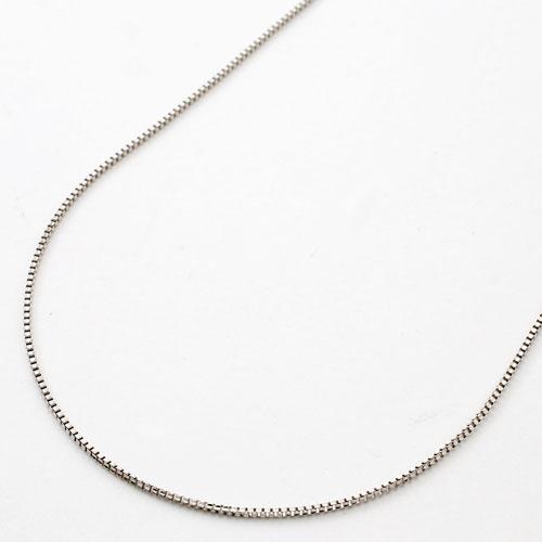 Pt999 純プラチナ ネックレス ベネチアンチェーン 50cm 3.7g 3093-JK17