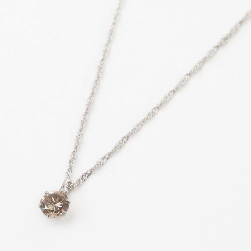 プラチナ850 ダイヤモンド ペンダント 3921-TK18