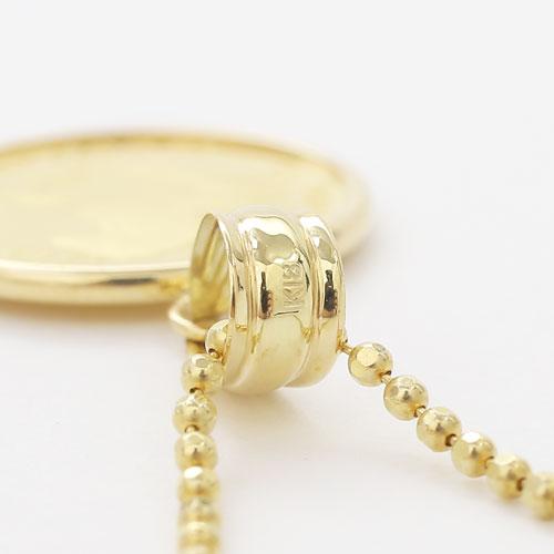 純金 K24 ホースコイン コイン 金貨 ペンダント ネックレス 1/10オンス 4050-JN19