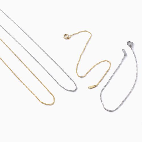 【祝7周年 福袋】日本製 純金 純プラ ネックレス ブレスレット 限定5点  6020-XS21