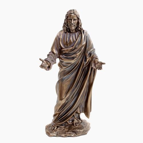 イタリア製 イエス・キリスト像(Jesus Christ) 7986-FG19