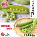 【送料無料】和歌山県JA紀南産 まめまめセット 2kg 4月中旬より順次発送