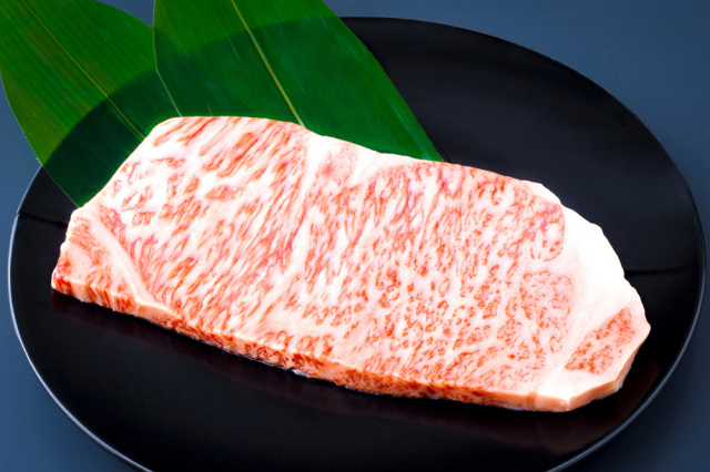 鹿児島黒牛サーロインステーキ200g×1枚