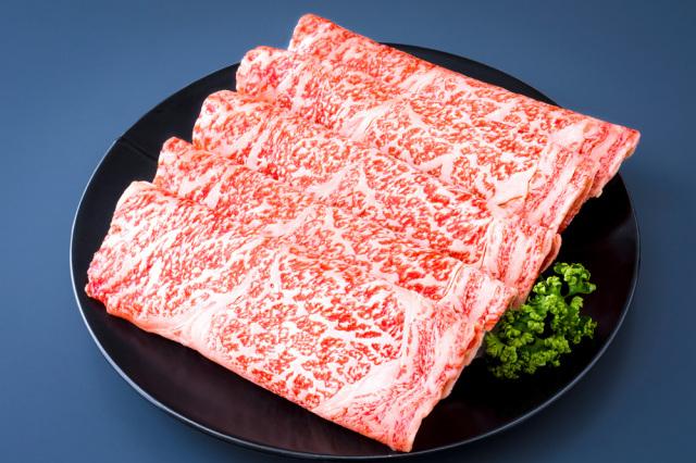 鹿児島黒牛サーロインステーキ焼きしゃぶ300g