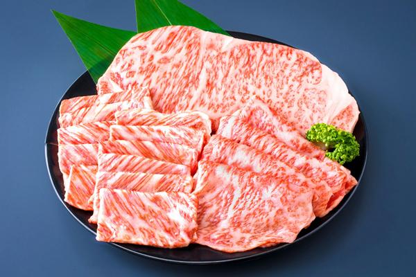 [A5等級]鹿児島黒牛食べ比べセット