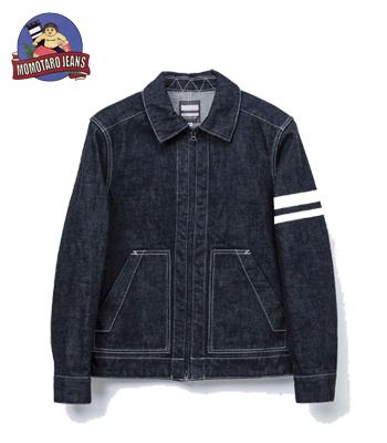 桃太郎ジーンズ GTB DENIM WORK JACKET
