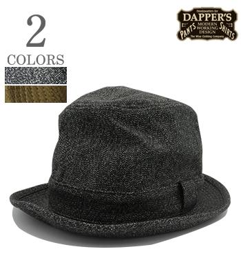 Dapper's Curled Brim Classic Hat