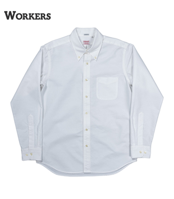 WORKERS Winter Modified Button Down Shirt
