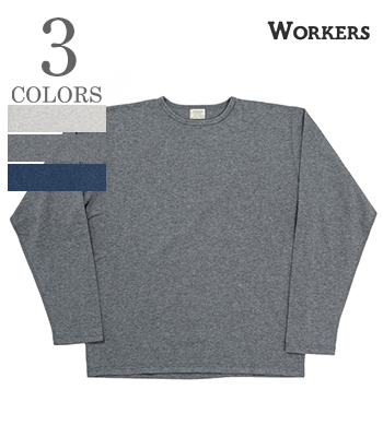 WORKERS FC High Gauge Knit, Crew