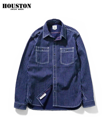 HOUSTON WABASH WORK SHIRT