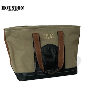 HOUSTON U.S. CANVAS TOTE BAG
